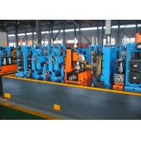 Quality High Speed Precision Tube Mill  , Carbon Steel Welded Pipe Making Machine for sale