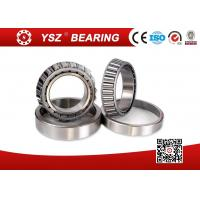 Quality P6 P5 Chrome Steel Tapered Roller Bearings For Heavy Commercial Vehicles for sale
