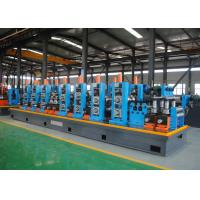 Quality High Frequency Welding Carbon Tube Mill Line Water Supply Pipe Production for sale