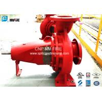 Quality Single Stage End Suction Centrifugal Pump Manufacturers 46.9KW Max Shaft Power for sale