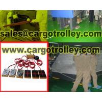 Quality Air skates applied on moving and handling equipment easily and safety for sale