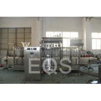 Quality 5L PET Beer Bottle Filler Machine Linear Type SUS304 Material with PLC Controller for sale
