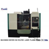 Buy M30 DHVMC850 CNC Milling Machine Belt Spindle Auto Power Off System at wholesale prices
