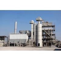Quality 5T Waste Bin Hot Mix Asphalt Plant Equipment Used In Building Construction for sale