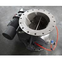 Buy Custom Stainless Steel Rotary Valve Pneumatic Power For Powder Feeder at wholesale prices