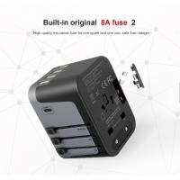 Quality Smart Type C Wall Charger UL CB Certified 4 USB Ports 3.4A 5V  5600mA for sale