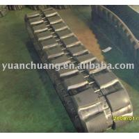Quality Rubber Crawler,rubber track for sale