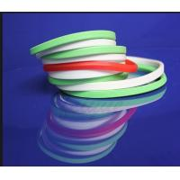 Quality Food Grade Extruded Silicone Seal Ring No Smell For Food Container Sealing for sale
