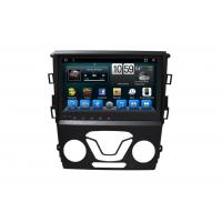 Quality Mirror Link Double Din Stereo With Navigation , Touch Screen Navigation Mondeo 2013- for sale