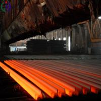 Quality Industrial Railway Track Material Steel , Rail Height 140mm Railway Track Metal for sale