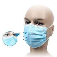 Quality Waterproof Disposable Medical Mask For House Cleaning / Infant And Elderly Care for sale