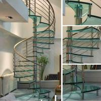 Quality Chinese WroughtIiron Spiral Stairs/ Outdoor Spiral Staircase Prices / Used Spiral Staircase for sale
