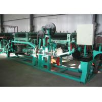 Quality Fully Automatic Barbed Wire Machine Reverse Twisted Galvanized Wire For Highway for sale