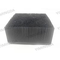 Quality Black  square foot  Nylon Auto cutter bristle spare parts for Gerber cutter machine for sale