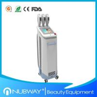 Quality New three handles high power ipl skin rejuvenation machine for sale