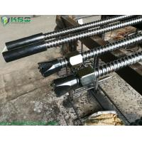 Quality R38 Mining Self Drilling Anchors / Hollow Injection Bar For Narrow Workplace for sale