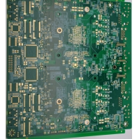 Quality Min holes 0.1mm fiberglass pcb board Prototype Circuit Board with ENIG Surface for sale