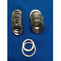 Quality Co Cr W Stellite 6 Alloy Round Rotary Shaft Seal Powder Metallurgy Processing for sale