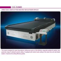 China Large-scale Laser Cutting Machine for Outdoor Articles on sale