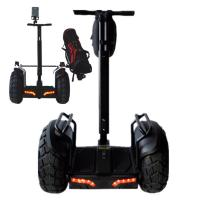 Quality Samsung 72V 8.8Ah Battery 21 Inch Electric Golf Scooter With CE Certificate for sale