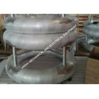 Quality 1060 Aluminium Grading Ring Custom Type For High Voltage Test Laboratory for sale