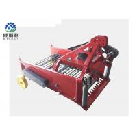 Quality Compact Sweet Potato Harvesting Machine 700-1300mm Working Width Quick Running for sale