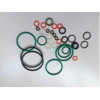 Quality Various Colors Elastic Rubber O Rings , Multifunctional Silicone O Ring Seals for sale