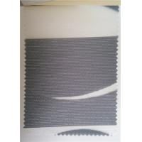 Buy Carved zebra blinds fabric/rainbow blinds fabric /blackout zebra fabric at wholesale prices