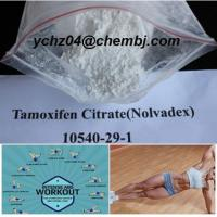 Quality Fareston Muscle Building Steroids Anti-cancer  White Powder Toremifene Citrate for sale