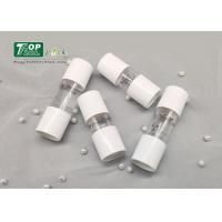 Quality Empty Eye Dropper Bottles 10ml Oily Serum Snap - On Soft Press Part Surlyn Base for sale