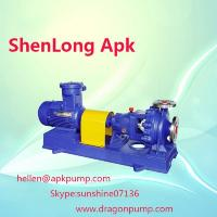 Quality IH Single-stage single-suction chemical centrifugal pump for sale