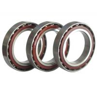 Quality Two Inner Rings Angular Contact Ball Bearing for Gas Turbines / Oil Pumps Single Row for sale