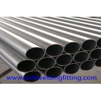 China Titanium Gr.2 ASTM B861 Nickel Alloy Pipe 6m OD 89MM WT 5.49MM on sale