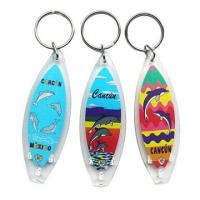Quality 3D Custom Metal Keychains Bottle Opener Heart Key Ring Different Shape Multi Size for sale