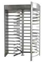 Quality IP54 Security Turnstile Single Channel Eletronic For Subway Station / Hoverport for sale