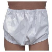 Quality 800*620mm disposable adult rubber pants men for eldly incontinence for sale