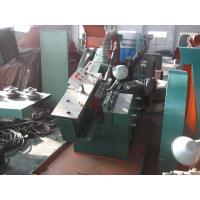 Quality High Precision Screw Threading Machine , Nut Manufacturing Machine High Productivity for sale