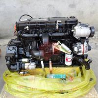 Quality Cummins ISDe210 40 machinery diesel Engine Assembly cummins isde210 tier4 engine for sale