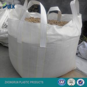 Buy cheap Super sack pp virgin 1 ton super sacks for food grade powder big bag for cement/1000kg pp from wholesalers