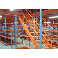 Quality High Space Usage Powder Coated Mezzanine Floor for sale