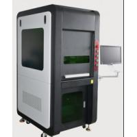 Quality Enclosed UV Laser Marking Machine For Glass PCB Cell Phone IC Ceramic for sale