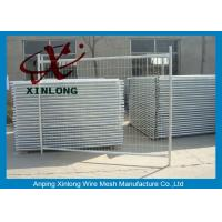 Quality High Temperature Temporary Fencing Panels For Home Garden Easy Assemble for sale