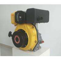Quality Professional 3.68kva One Cylinder Small Diesel Engine 1500rpm With Recoil Starter for sale