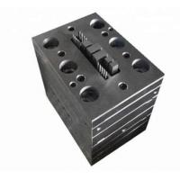 Quality Multi Cavity Plastic Extrusion Dies / Precision Injection Molding Machining for sale