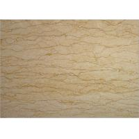Quality Egypt Perlato Royal Marble Tiles , Hotel Yellow Beige Perlato Marble Slabs for sale
