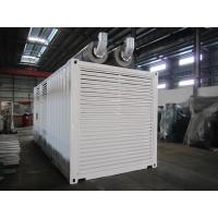 Quality 900KVA Containerized Diesel Generators KTA38-G2A , Standby Diesel Generator for sale
