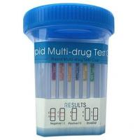 Quality 12 Panel US CLIA Waived Drug Test Cup For Multiple Drugs CE FDA Certification for sale