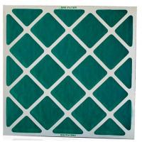 Buy cheap Fiberglass Panel Filter, Pre Air Filter, Panit Stop G2,G3,G4 Painting Room from wholesalers