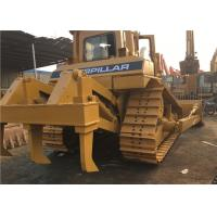 Quality Used CAT D7H bulldozer with ripper , used CAT D7H dozer on sale for sale