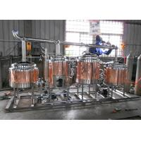 Buy Steam Semi-Automatic Home Brew Beer Equipment Pu Foam Insulation at wholesale prices